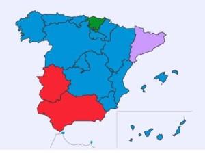 Participación elecciones 2015
