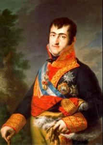 Fernando-VII Politica